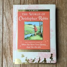 The World of Christopher Robin: The Complete Poems of When We Were Very Young