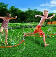 Water New Sprinkler Toy Kids Outdoor Fun Summer Spring Backyard Games