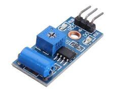 Vibración sensor de alarma interruptor de módulo sw-420 3,3-5v lm393-Arduino Compatibles 19