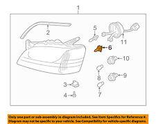 SUBARU OEM 00-04 Outback-Headlight Headlamp Bulb 84920PA060