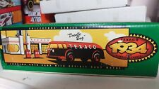 "ERTL-NEW~COLLECTIBLE-TEXACO~TRUCK BANK ""DOODLE BUG""~1934 DIAMOND T TANKER-GIFT"