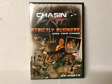 Chasin The Rut Strickly Business Deer Hunting Whitetail DVD Video #SW9313