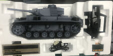 US Stock Heng Long 1/16 Plastic Version 2.4GHZ Panzer III RC Tank 3848 Grey