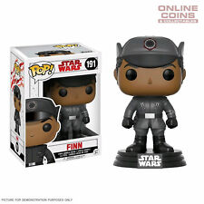 Star Wars - Finn Episode VIII The Last Jedi Pop! Vinyl Funko