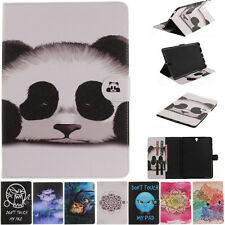 Hot Folio Sleep/Wake Flip Stand Leather Case Cover For Samsung Tab Tablet iPad