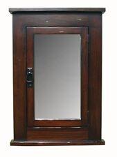 Primitive Mission Recessed Medicine Cabinet / Solid Wood