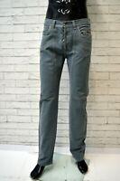 Pantalone Uomo JECKERSON Taglia 42 Pants Man Verde Cotone Jeans Homme Hose