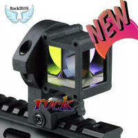 Tactical Reflect Angle Sight 360 Degree Rotate 4 Optical Sight Compatible