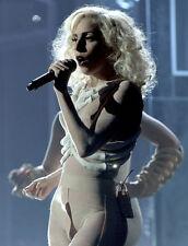Lady Gaga UNSIGNED photo - P1548 - Bad Romance & Judas