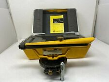 Berger Instruments Surveying Level Transit With Case Model 190b