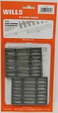 Wills SS90 Point Rodding Extension Kit Plastic OO Gauge