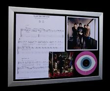 KASABIAN Vlad The Impaler LIMITED Numbered CD GALLERY QUALITY FRAMED DISPLAY!!