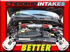 CF BLACK RED DUAL 2000-2003 DODGE DAKOTA/DURANGO/RAM 4.7L V8 AIR INTAKE KIT