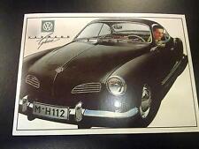 Volkswagen ( VW ) Karmann Ghia