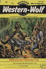 Western-Wolf Nr. 049 ***Zustand 1/1-***