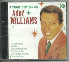 A SWINGIN' CHRISTMAS WITH ANDY WILLIAMS - 2 CD's