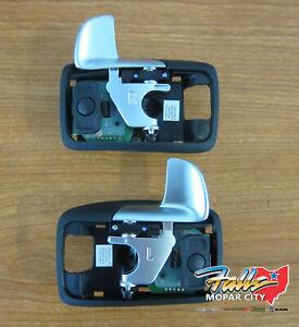 12-2014 Dodge Challenger Left & Right Side Rear Steering Wheel Switch MOPAR OEM