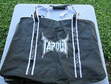 Tapout Pro Armory Large Equiptment Bag, Black/White