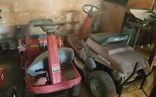 HONDA 3011 HYDRO RIDING MOWER PARTING OUT