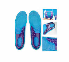 Orthotic Shoes Insole Arch for Men Support boots Work Insoles silicone Massaging