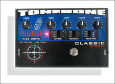 Radial Tonebone Classic Tube Distortion Pedal - R8007010