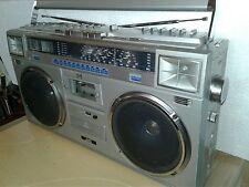 JVC RC-M70JW VINTAGE BOOMBOX 1980 GHETTO BLASTER LOUD RADIO M70