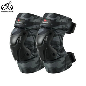 Adult BMX Racing Elbow Pads MTB Cycling Downhill Arm Protection Support Guards