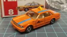 Tomica #8 Nissan Cedric Taxi Tomy