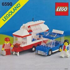 LEGO Town Vacation Camper (6590) (Vintage)