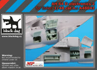 Black Dog 1/48 AH-64D Apache Longbow Electronics Vol.2 for Italeri kits
