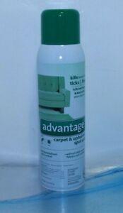 LOT OF 2 - ADVANTAGE Carpet & Upholstery Spot Spray 16 oz.