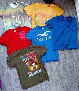 ☆ TOP ☆ Aus Den USA ☆ 6x Herren T-Shirts ☆ Konvolut, Paket ☆ Gr. M ☆