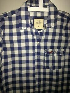 Chemise manches longues HOLLISTER taille M