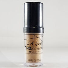 L.A. Girl HD Pro Coverage Illuminating Foundation Fair 0.95 oz + FREE SHIPPING