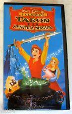 TARON E LA PENTOLA MAGICA - VHS Sigillata WALT DISNEY