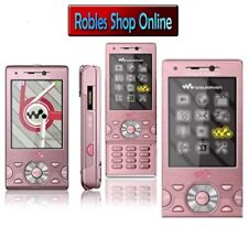 Sony ericsson w995 pink walkman (sans simlock) wlan 3g GPS 8,1mp radio comme neuf