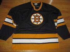 Vintage Maska Ultrafil BOSTON BRUINS (Men's LG) Hockey Jersey