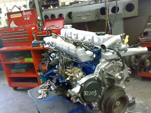 NISSAN PATROL 4.2 TD42 TURBO UPGRADE YOUR OWN ENGINE