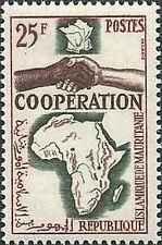 Timbre Mauritanie 185 * (30879)