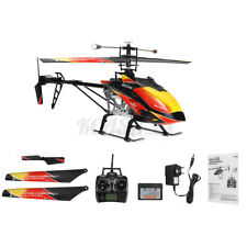 Wltoys 27'' Large 2.4G 4CH RC Helicopter Remote Radio Control Single Blade US -