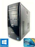 HP CQ5306UK MT - 500GB HDD, Intel Core 2 Quad Q8300, 4GB RAM - Win 10 Home