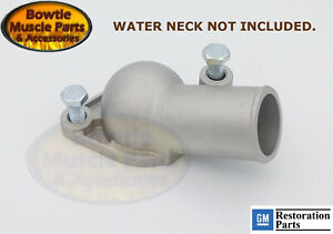 66-72 CAMARO THERMOSTAT HOUSING WATERNECK BOLTS ONLY BBC 396 402 427 454 3877660