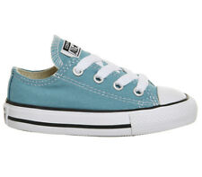 Converse All Star Low Infant Aegean Aqua Kids Sneakers