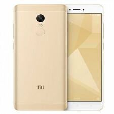 "Factory Unlocked XIOMI RedMi Note 4X 4G 64G 13MP 4100mAh 5.5"" Gold"