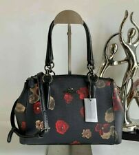 Coach Bag MINI CHRISTIE CARRYALL IN HALFTONE FLORAL Crossbody sling (F55538)