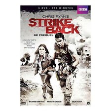 Strike Back (The Prequel) NEW PAL Cult 3-DVD Set Richard Armitage Andrew Lincoln