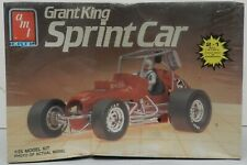 GRANT KING SPRINT DIRT TRACK RACE CAR SUPER MODIFIED NOS SEALED AMT MODEL KIT