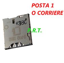 LETTORE SIM CARD READER PER HTC ONE S Z520E 8 S A620E A620D