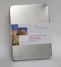 Hahnemuhle Inkjet Photo Cards Photo Rag 308gsm A5 30 Sheets
