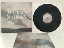 "THE DECEMBERISTS Tain 5 Songs 12"" Black vinyl 1st Press Color inner sleeve Meloy"